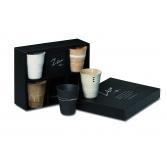 Coffret mugs Céramique Zen
