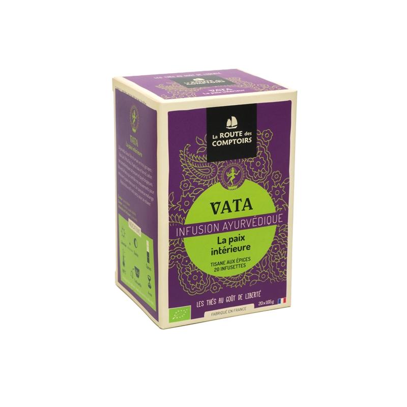 VATA - Boîte 20 infusettes