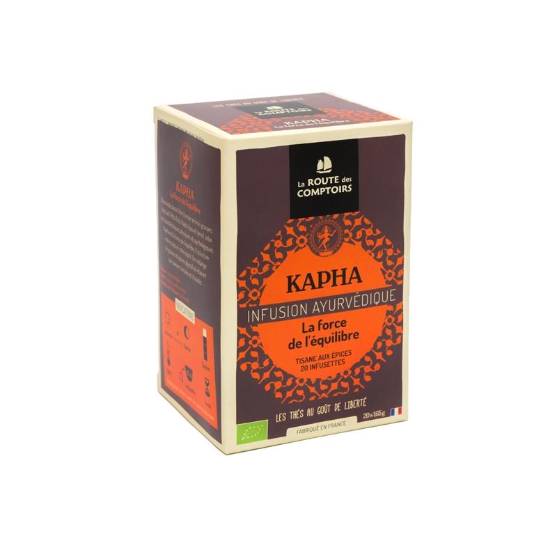 KAPHA - Boîte 20 infusettes