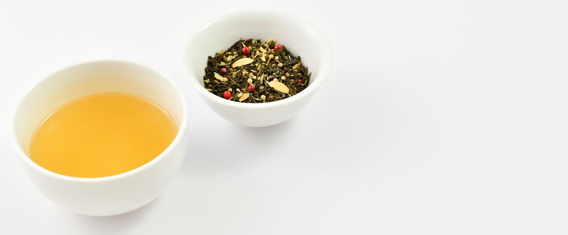 Thé vert bio composé-épicé|Vente en ligne de thé bio|La Route des Comptoirs